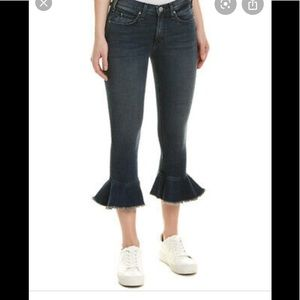 NWT McGuire jeans bohemia Manson cropped